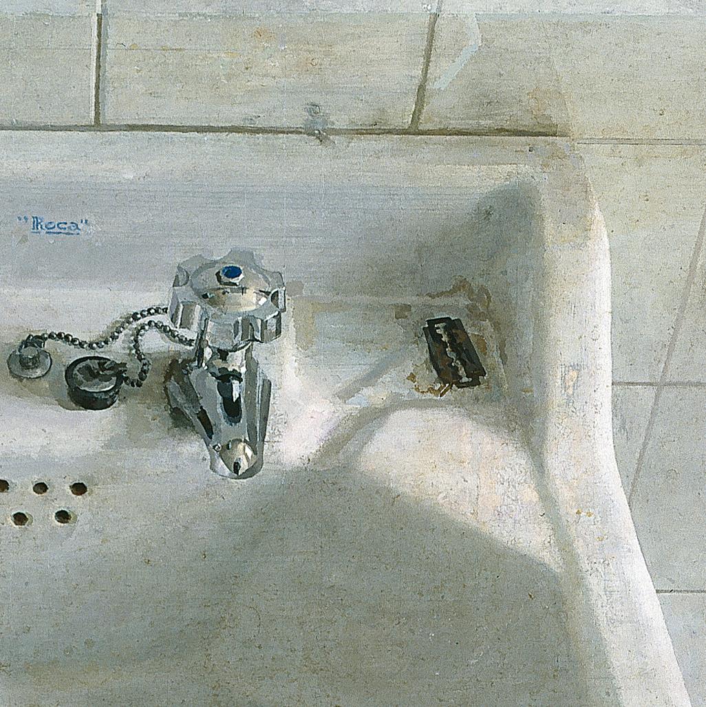 El Lavabo De Antonio Lopez.Historia Del Arte Temas Imagenes Y Comentario Antonio