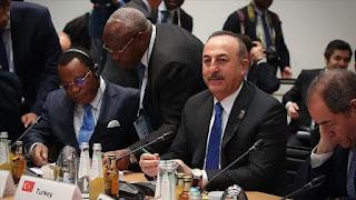 انتهاء مباحثات الوفدين التركي والروسي..والخارجية التركية من الممكن عقد لقاء بين بوتين وأردوغان