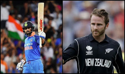 ICC WORLD CUP 2019 IND vs NZ 1st semi-final Match Cricket Tips