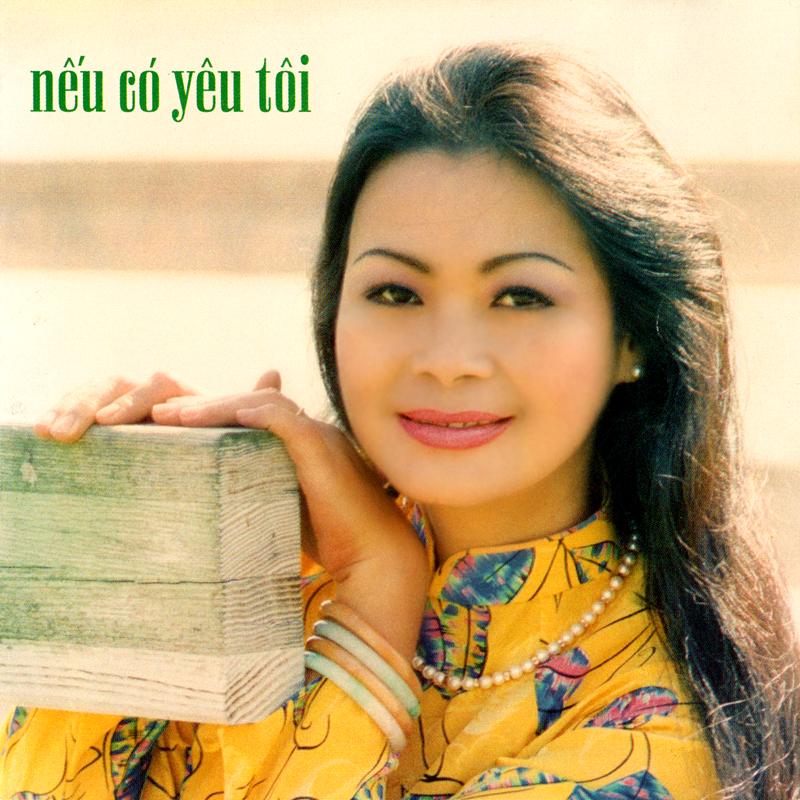 Khánh Ly CD - Nếu Có Yêu Tôi (NRG) + bìa scan mới