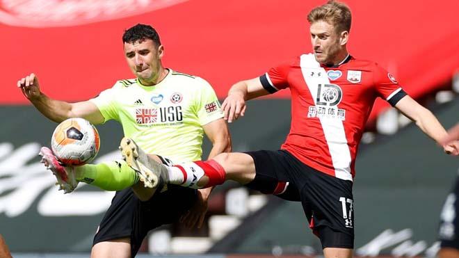 Video Southampton 3-1 Sheffield United: Ngược dòng ngoạn mục, đại tiệc 4 bàn