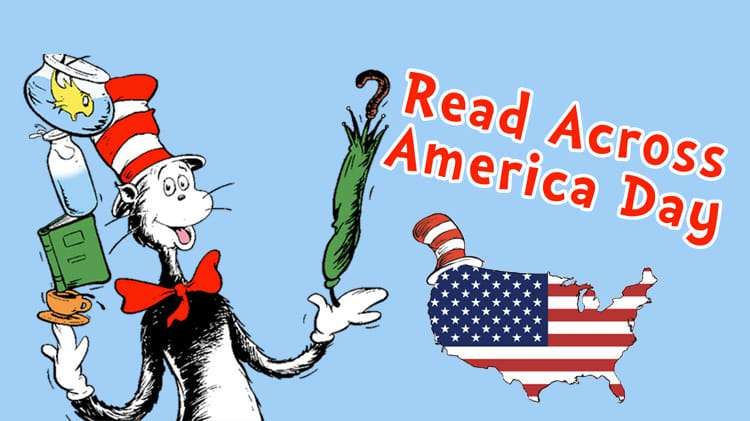National Read Across America Day Wishes Photos