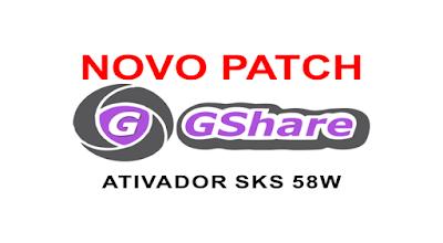 Atualização Patch GSHARE