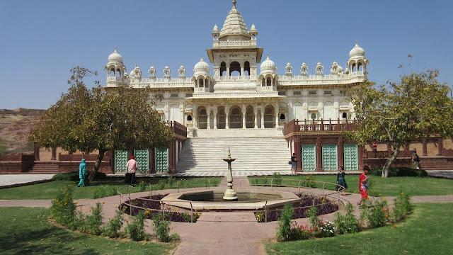 Jaswant Thada Hawali Tourist Attraction Jodhpur