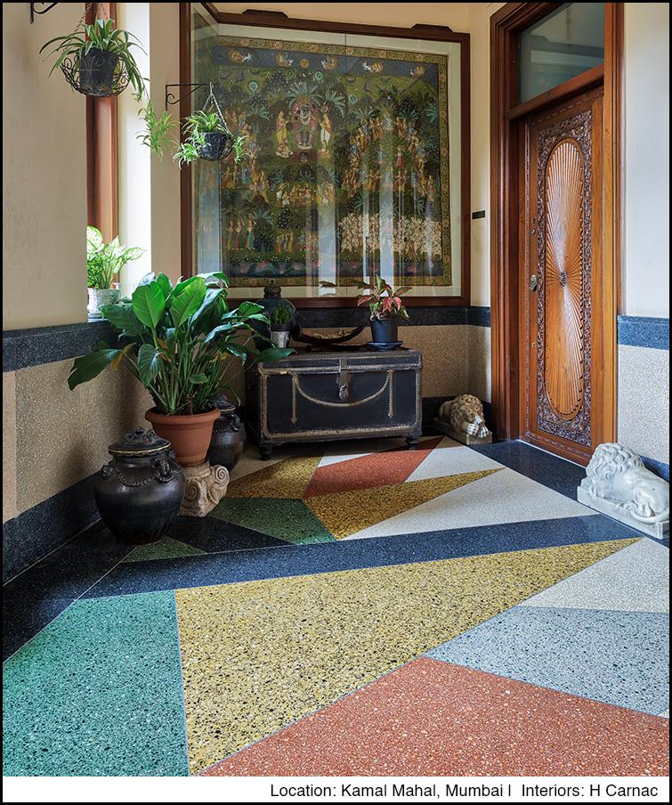 Bharat Floorings Tiles The Classic Terrazzo The Old