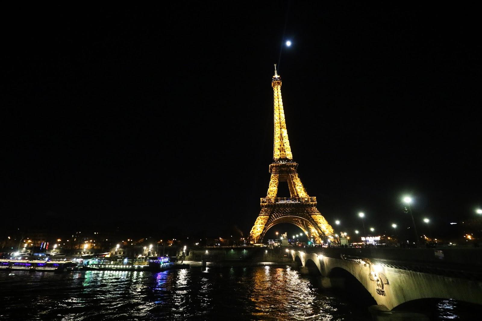 paryż zwiedzanie