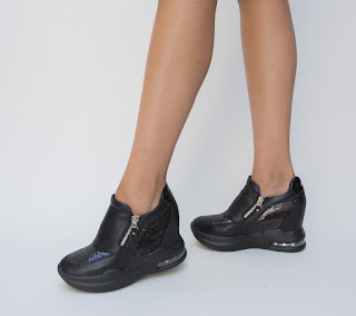 Pantofi Sport Bizara Negri