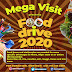 Mega Visit Foundation Set To Hold Food Drive  ,Seeking For Donations Of Food Items.