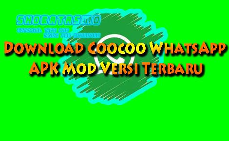 Coocoo WhatsApp APK Mod Versi Terbaru