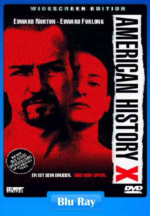 American History X 1998 480p BluRay 350MB x264
