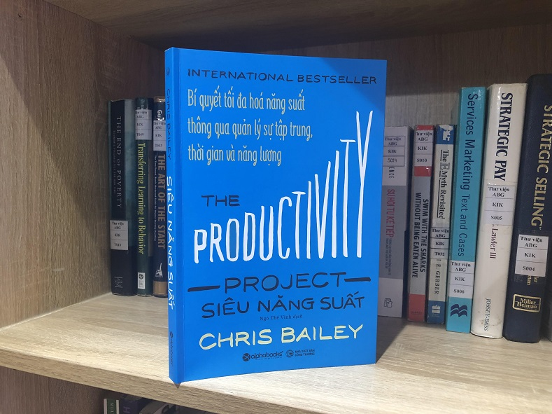 The productivity project- Siêu năng suất