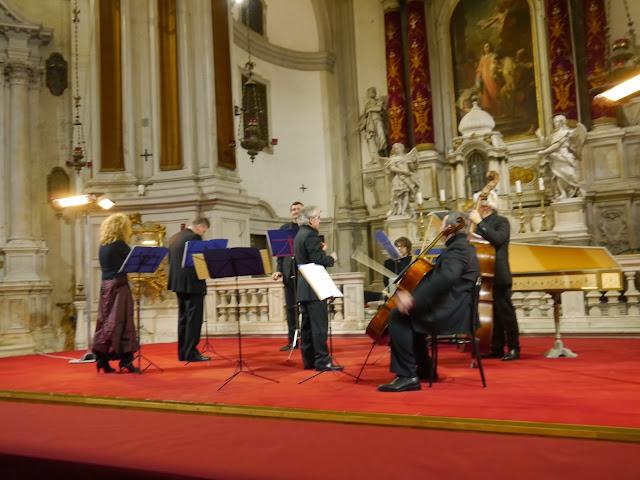 Eglise de la Pieta à Venise