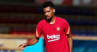 Matheus declined Barca exist despite knowing he won't play