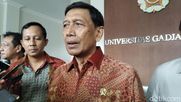 Wiranto soal Wantimpres Belum Setor LHKPN: Kami Baru Sebulan