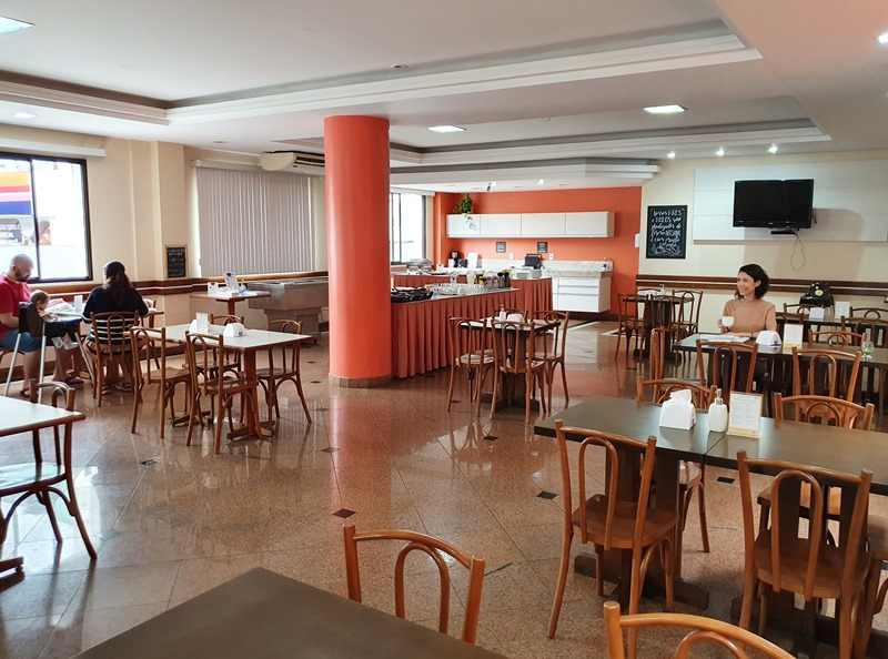 Hotel na Praia da Costa Vila Velha