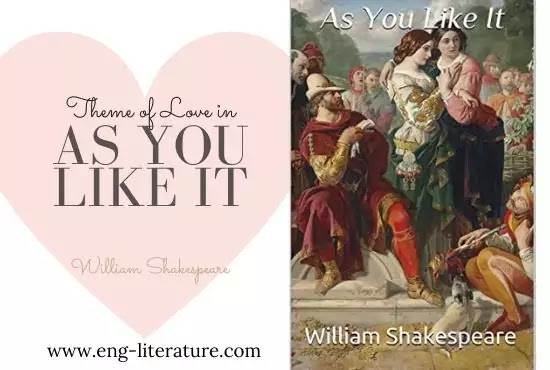 """Conception of Love and Love's Order in """"As You Like It"""""""