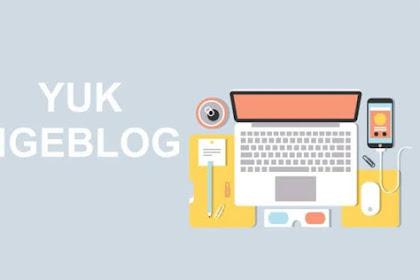Alasan Kenapa Ngeblog Itu Penting