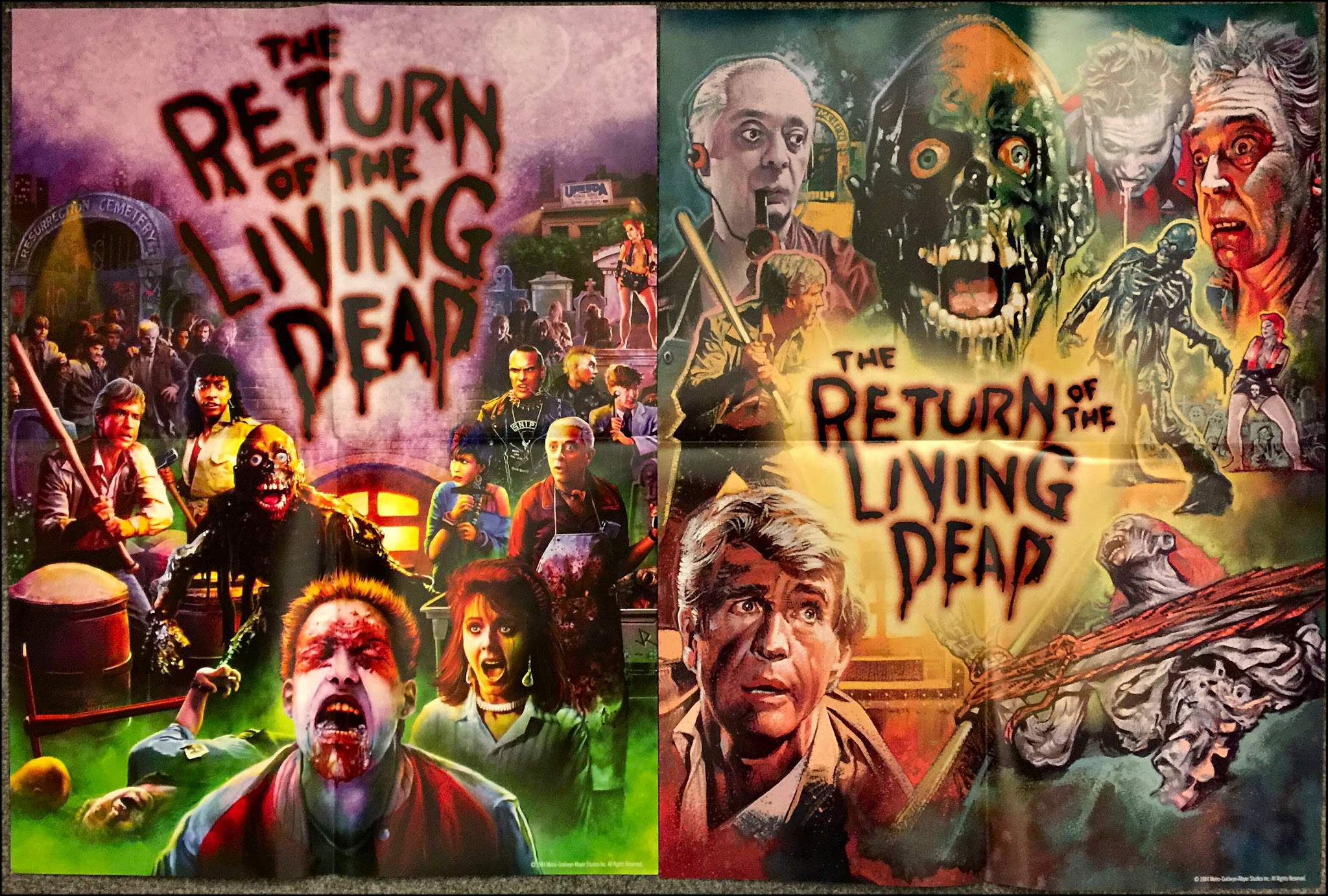 Dvd Exotica The Even More Essential Return Of The Living Dead