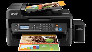 Epson Ecotank L656 Printer
