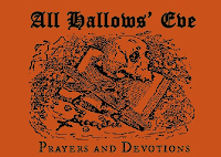 A (Pre-55) All Hallows Eve Devotional Booklet from Ancilla Press