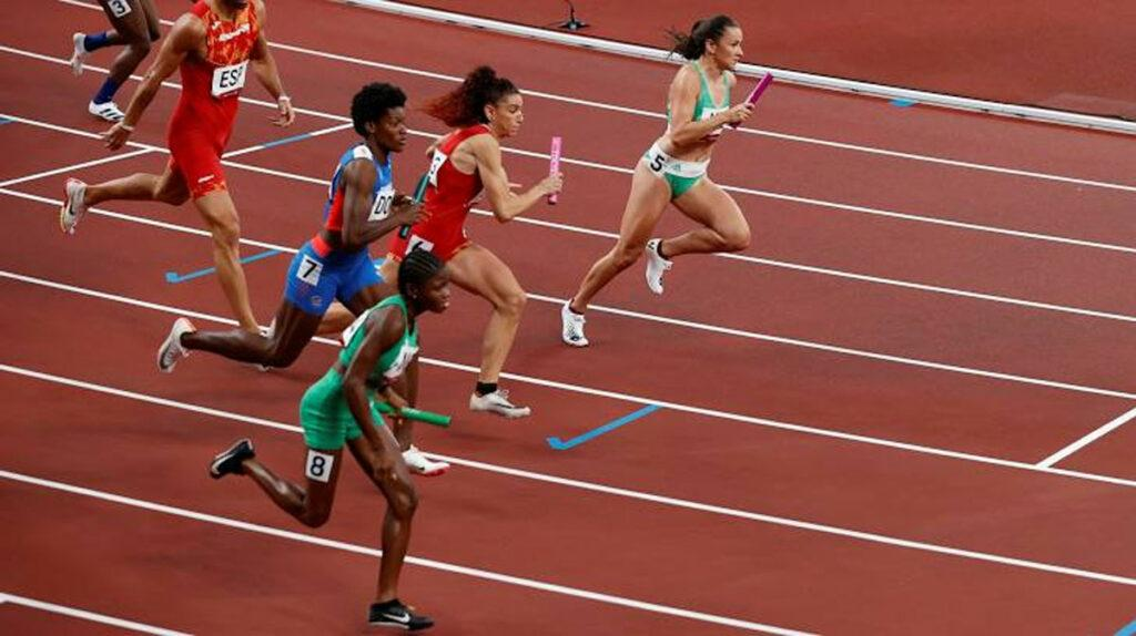 Tokyo 2020: Nigeria crash out of Mixed 4x400m relay ...