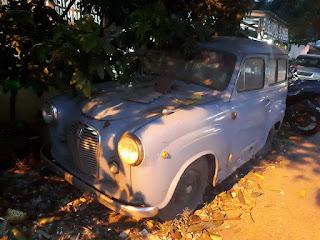 Bukalapak Mobil Antik : Jual Austin A30 van 1956
