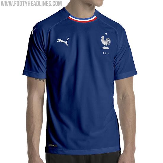 Brazil, England, France and Germany Puma 2018 Concept Kits ...