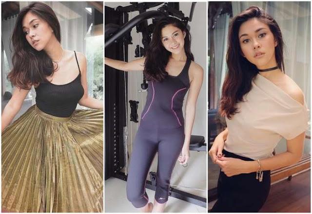 gambar foto wanita langsing ideal dan seksi indonesia