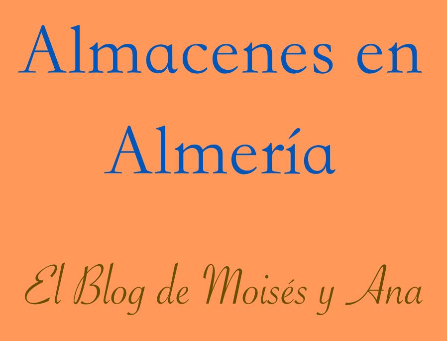 El Blog de Moisés y Ana: Curriculums en Almacenes de Almería - photo#1