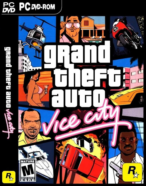 GTA Vice City Game Full Free Download