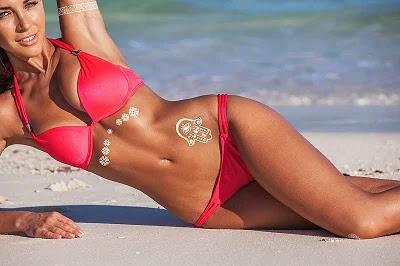 Mandala Tattoos Feathers, Dream Catcher, Arrows Waterproof Nontoxic Long Lasting for Beach, Festivals, & Parties