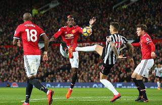Watch Newcastle vs Manchester Utd live Stream Today 2/1/2019 online Premier League