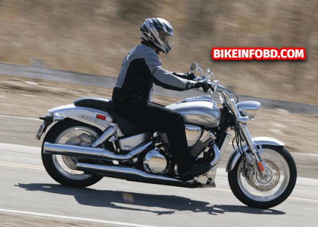 Honda VTX 1800 F