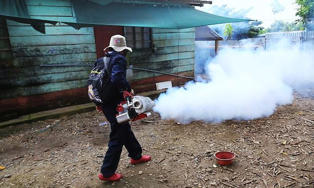 Ministerio de Salud lucha contra el dengue