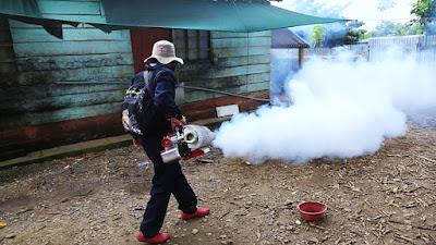Minsa transfiere S/ 4.3 millones a Loreto, Madre de Dios y San Martín para combatir el dengue