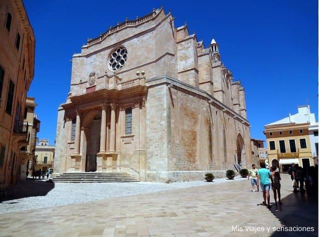Catedral, Ciutadella, Menorca