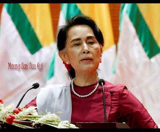 Aung San Suu Kyi Pidato Kebohongan