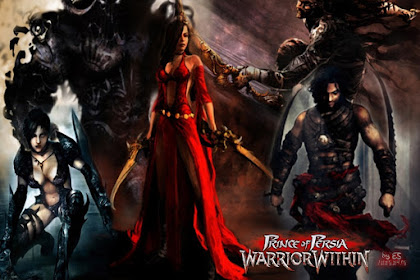 How to Free Download Game Prince of Persia Warrior Within for Computer PC or Laptop