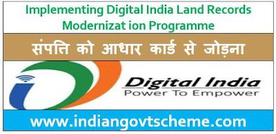 Digital India Land Records