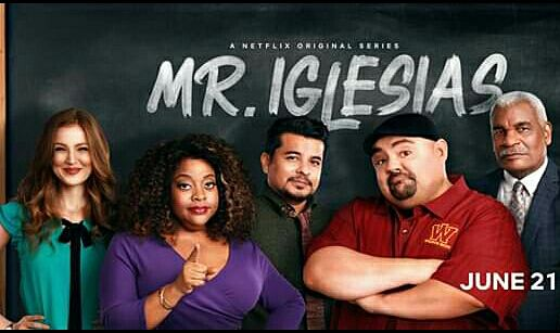 Sinopsis pemain genre Serial Mr. Iglesias (2019)