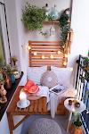 35+ Small balcony ideas
