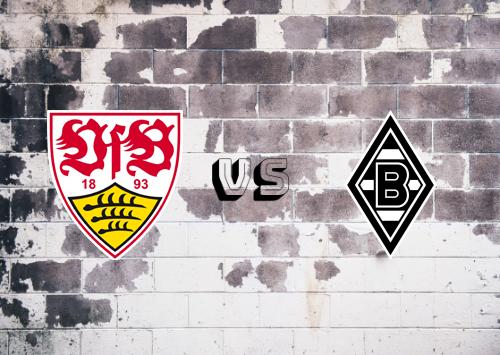 Stuttgart vs Borussia M'gladbach  Resumen