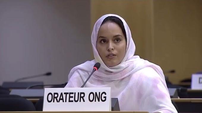 مجلس حقوق الإنسان : إنتقاد لتقاعس الأمم المتحدة عن إستئناف المفاوضات بشأن تنظيم إستفتاء تقرير المصير للشعب الصحراوي