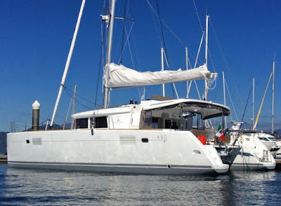 Luxury Catamaran Delicia is offering 10% discount on February yacht charters
