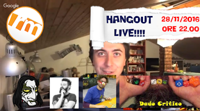 Hangout + Podcast