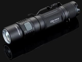 household electronic flashlight