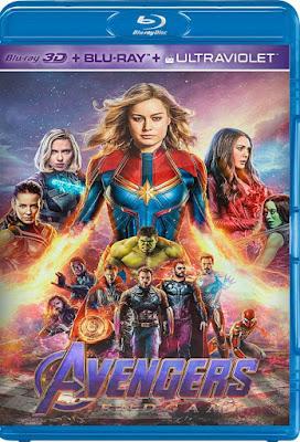 Avengers Endgame Digital Extras 2019 HD 1080p Sub
