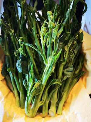 Organic mustard green