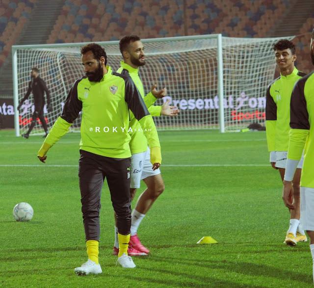 جنش: هدفنا غدا أمام تونجيث السنغالي الفوز بالمباراة حصد الثلاث نقاط