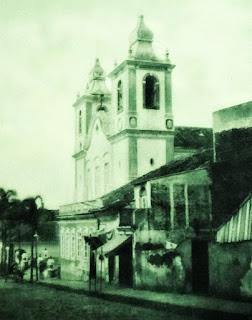 Igreja Nossa Senhora do Rosário - Acervo Fotográfico do Museu de Porto Alegre
